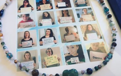 #doulalaben: Wir sagen danke und senden 18 neue Doulas ins Doulaleben